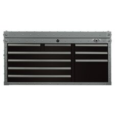 "Armor Series 41"" Wide 9 Drawer Top Cabinet"
