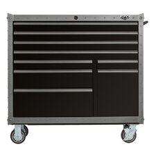 "Armor Series 41"" Wide 9 Drawer Bottom Cabinet"