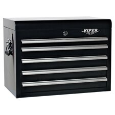 "<strong>Viper Tool Storage</strong> 25"" 5 Drawer Top Chest"