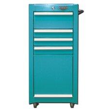 "16"" Wide 4 Drawer Side Cabinet"