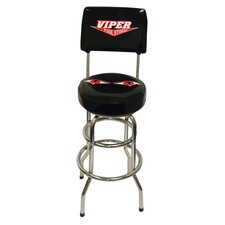 Swiveling Garage Stool