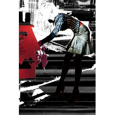 Figurative L.A. Times by Jordan Carlyle Graphic Art