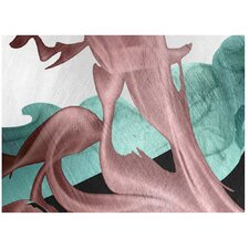 Abstract Velveteen by Jordan Carlyle Graphic Art