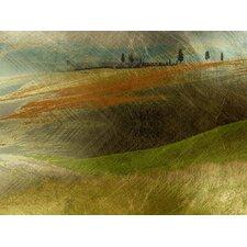 Landscape Rolling Hills by Jordan Carlyle Graphic Art