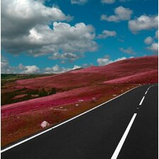 Landscape Road Less Traveled by Jordan Carlyle Graphic Art