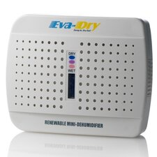 <strong>Eva-Dry</strong> Mini Renewable Wireless Dehumidifier