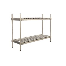 Keg 2 Shelf Shelving Unit Starter