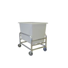 "36"" Bulk Mover Cart and Tub Combo"