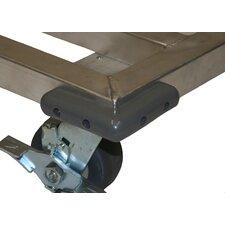 "1"" Optional Corner Bumper for Mobile Dunnage Racks"