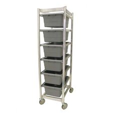 "70.5"" Six High Lug Cart"