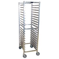 W Series Knock Down End Load Sheet Pan Rack
