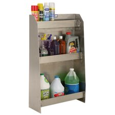 "Storage Solutions Combo 36"" H 3 Shelf Shelving Unit"