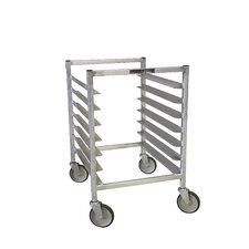 W Series Knock Down End Load Half Size Sheet Pan Rack