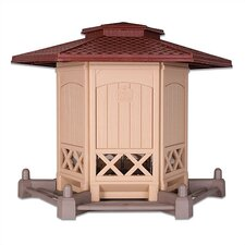 Country Gazebo Bird Feeder