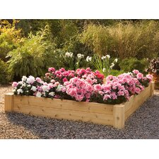 Square Raised Bed Planter