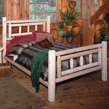 Deluxe Log Bed