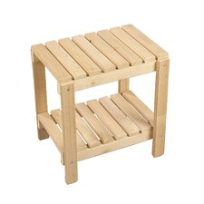 <strong>Rustic Natural Cedar Furniture</strong> Universal End Table