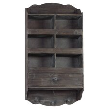 Wooden Wall Shelf