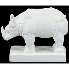 Home and Garden Accents Rhino Statue