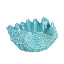 <strong>Urban Trends</strong> Home and Garden Accents Seashell Figurine