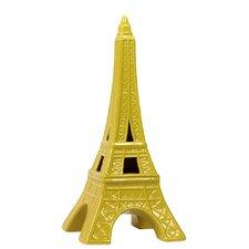 Ceramic Eiffel Tower Gloss Mustard