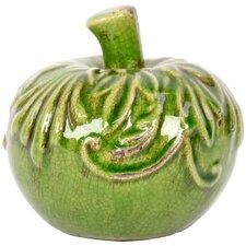 Ceramic Apple Turquoise