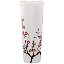 <strong>Urban Trends</strong> Blossom Accent Vase