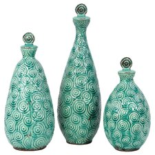 Stoneware Vase (Set of 3)