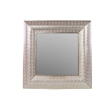 <strong>Urban Trends</strong> Metal Framed Mirror