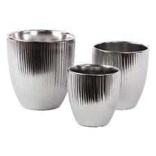 Ceramic Vase Set of Three