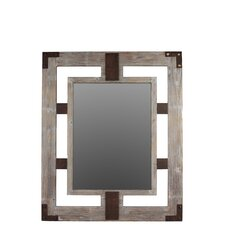 Wooden / Metal Mirror
