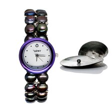 Precious Cultured Pearls Watch