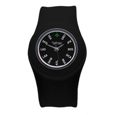 Jetsetter Series Unisex USA Slap Watch