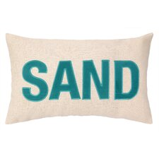 Nautical Applique Sand Pillow