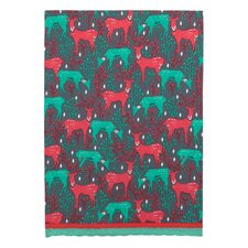 Reindeer Kitchen Towel