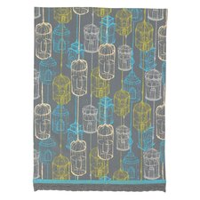Birdcage Kitchen Towel