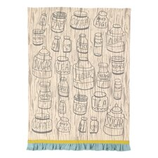 Spice Jars Kitchen Towel