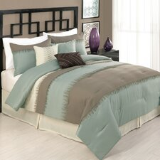Modern Heirloom Allannah 7 Piece Comforter Set