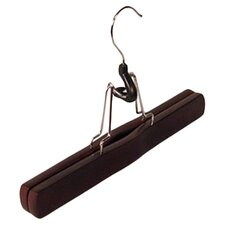 <strong>Richards Homewares</strong> Wood Hangers Trouser / Skirt Clamp