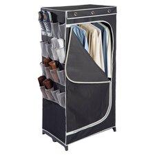 "Gearbox StorageCaddy 60"" H x 30"" W x 60"" D Mesh Pockets Wardrobe"