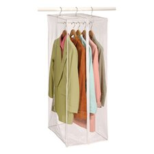 Clear Vinyl Storage Maxi Rack Suit Garment Cover
