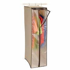 Natural Canvas Storage Trim Garment Bag