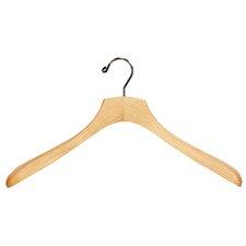 Solid Ash Wood Coat Hanger