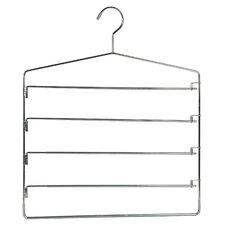 Gel Grip Non-Slip Swing Arm Trouser Hanger