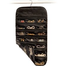 Hanging Jewelry Organizer 37 Pockets Bedroom Closet