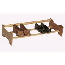 Shoe Storage 1 Tier Stackable Shoe Rack