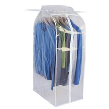 Peva Storage Frameless Suit Garment Cover