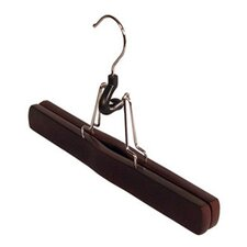 Wood Hangers Trouser / Skirt Clamp