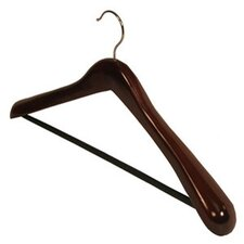 Wood Big and Tall Suit Hanger
