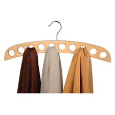 Closet Accessories Imperial 10-Hole Scarf Hanger